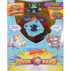 SUPER ZINGS power band